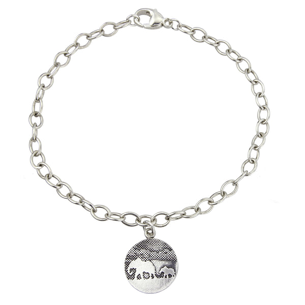 Mother & Baby Elephant Bracelet