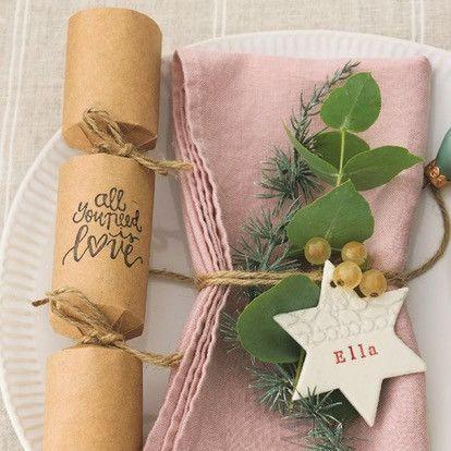 Personalised 'All you need is love' Luxury Christmas Cracker