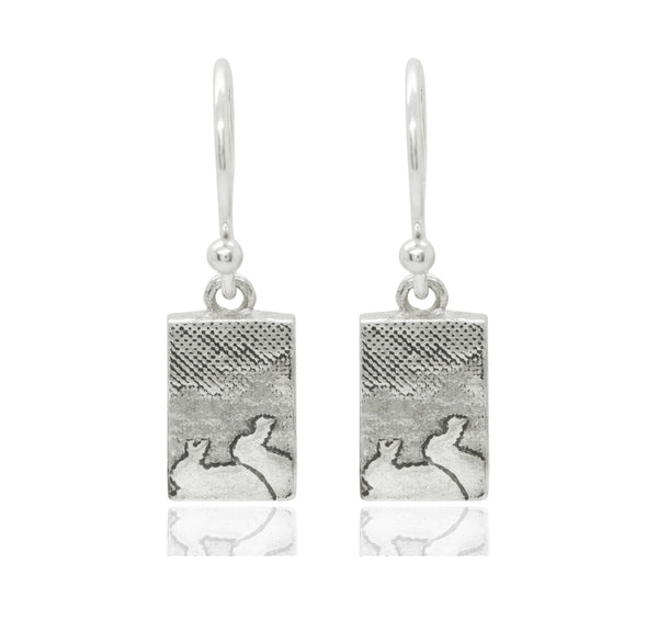 Rabbit Family Earrings