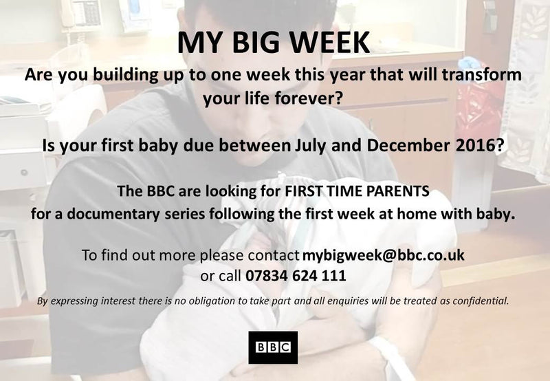 Casting call from our friends at the BBC