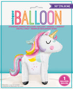 Standing Unicorn Balloon Decoration
