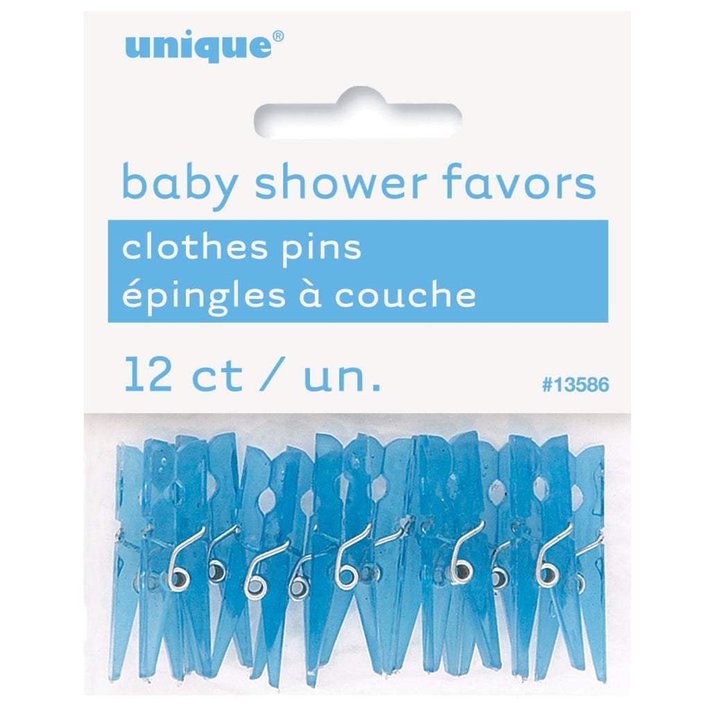 Blue Peg Favour Sprinkles,[product type] - Baby Showers and More