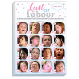 Labour or Lust Party Game - Uk Baby Shower Co ltd
