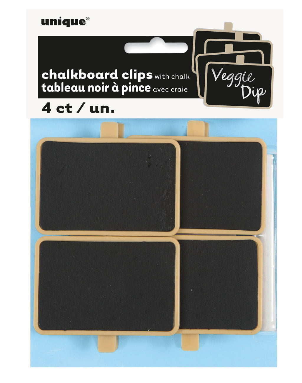 Chalkboard Clips,[product type] - Baby Showers and More