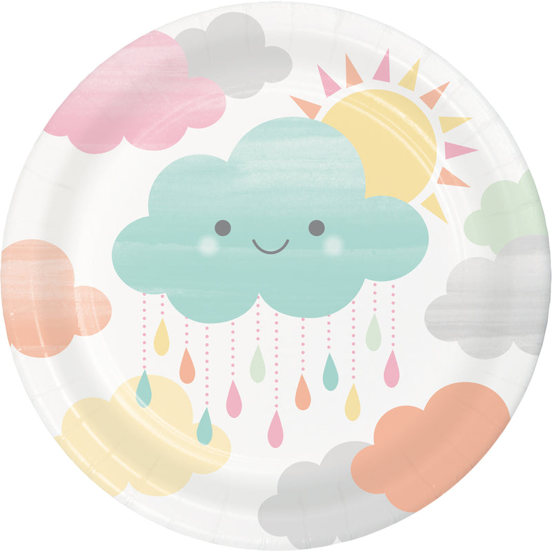 Sunshine Baby Showers Side Plates