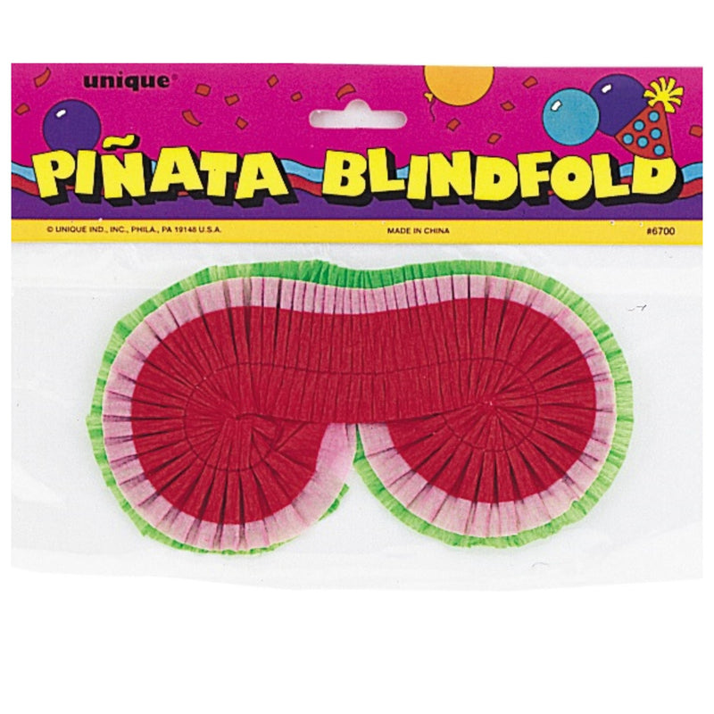 Pinata and Games Blindfold,[product type] - Baby Showers and More