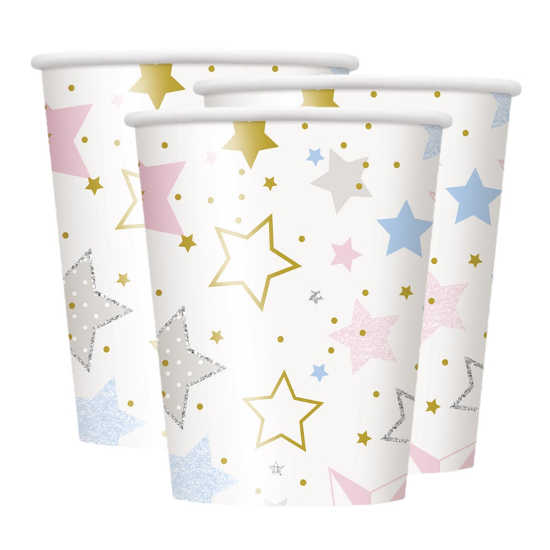 Twinkle Little Star Cups Unisex - Uk Baby Shower Co ltd