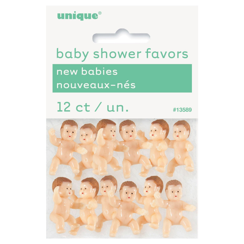 Unisex New Baby Favours
