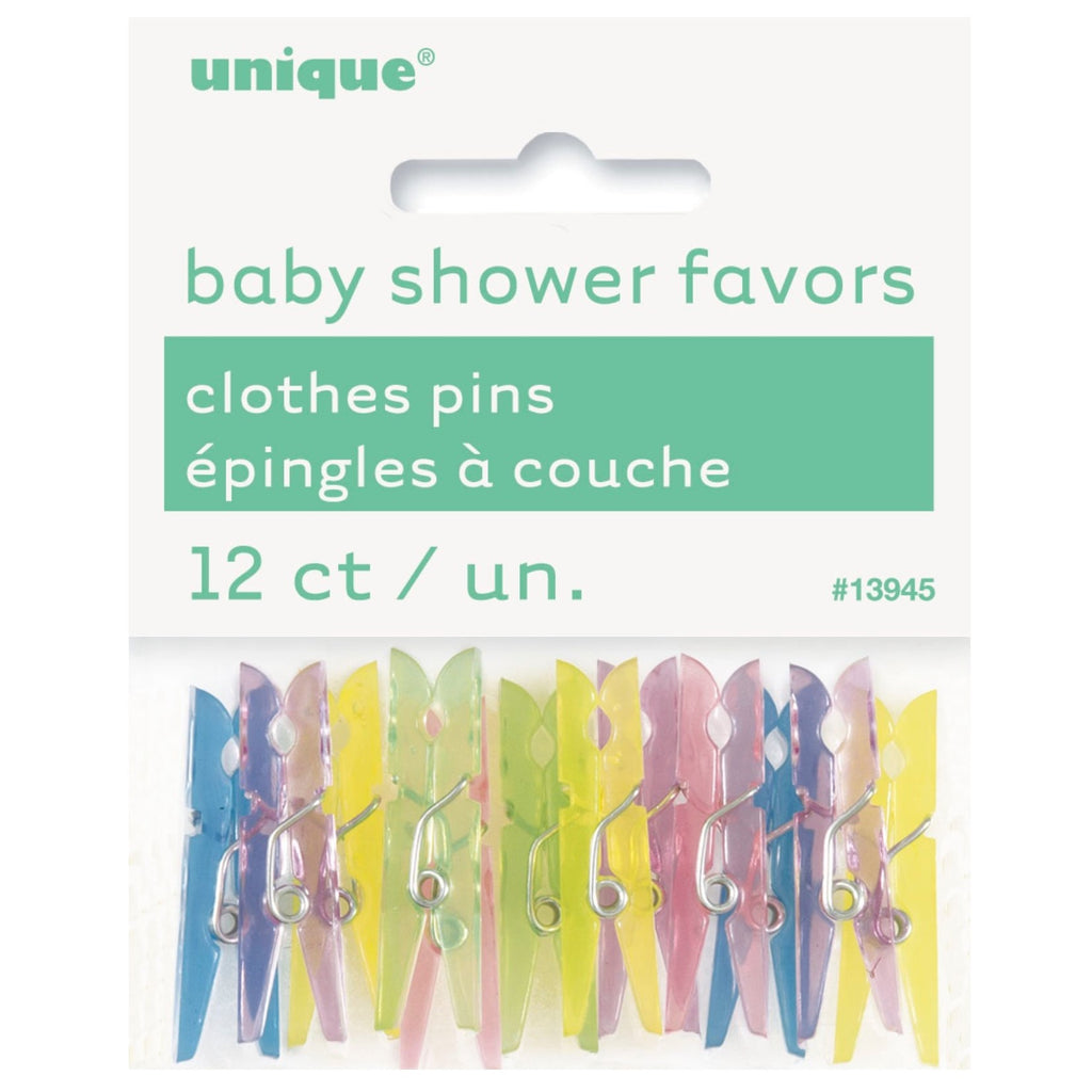Unisex Peg Favour Sprinkles,[product type] - Baby Showers and More
