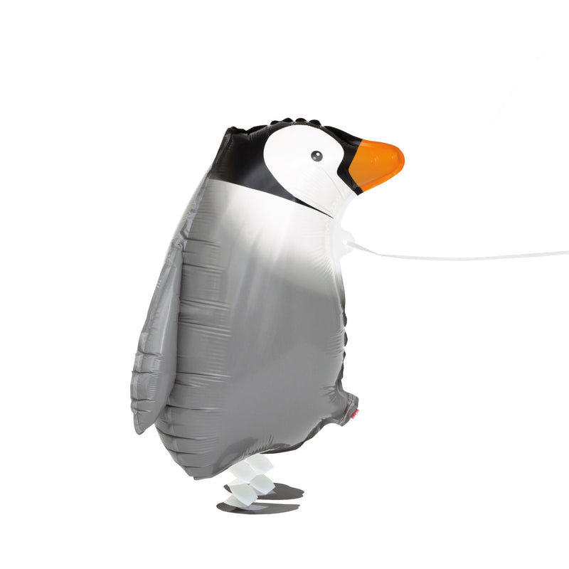 Walking Pet Penguin Balloon INFLATED