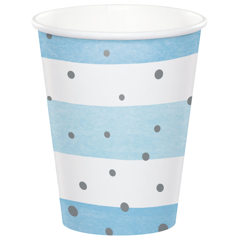 Welcome Baby Boy Cups