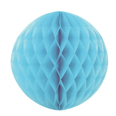 Blue Honeycomb Ball - Uk Baby Shower Co ltd