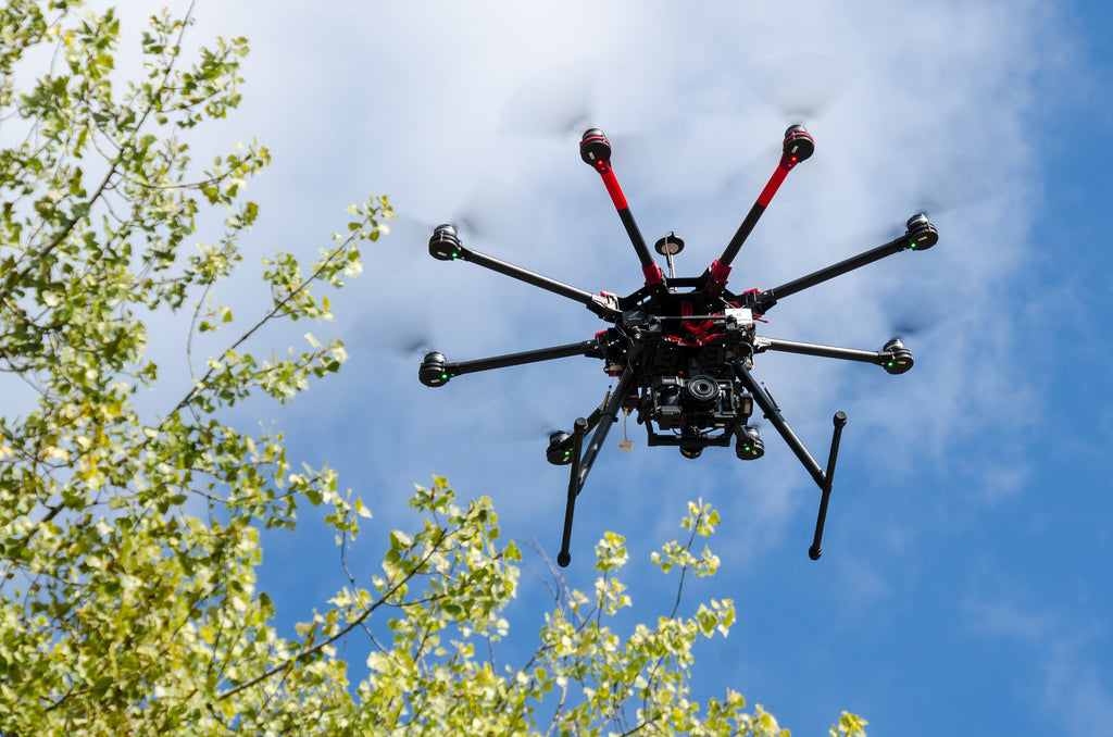 Connectivity of Drones Solved for Drone Delivery