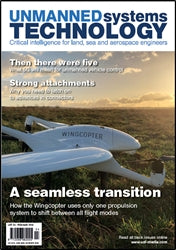 Integration Partner of Sky Drone covered in Unmanned Systems Technology Magazine