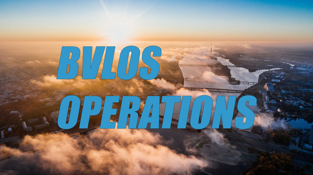 Remote Drone Operations in times of Covid-19