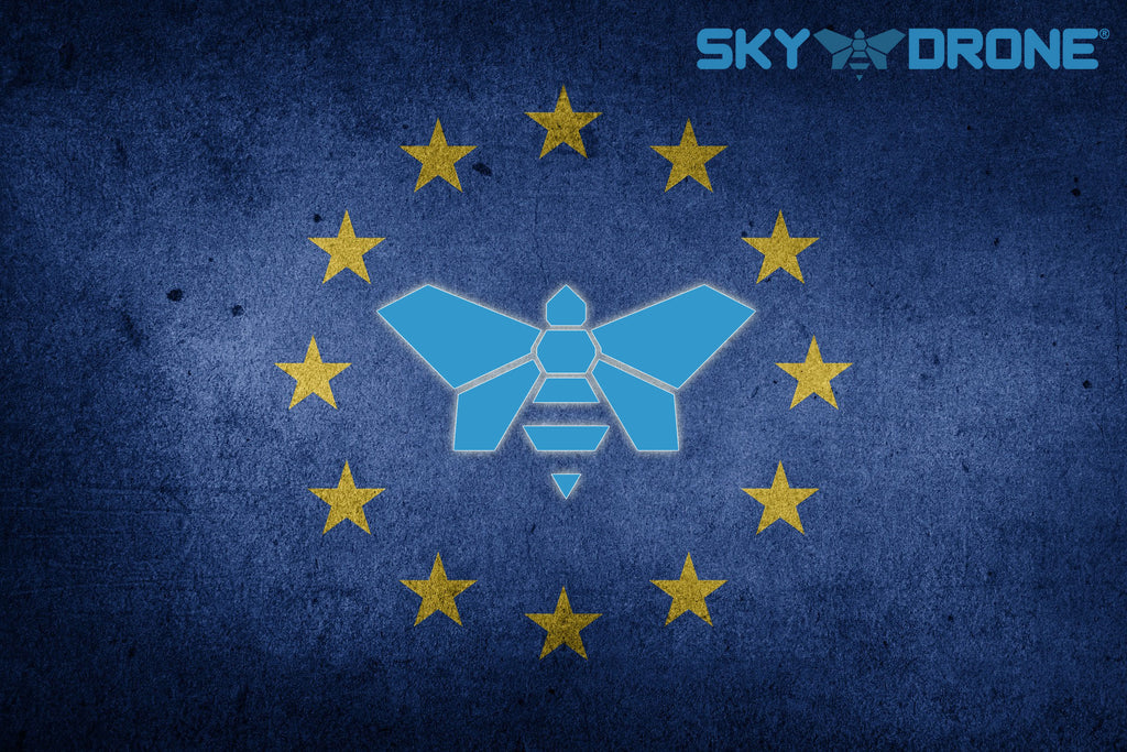 Sky Drone to be EU Drone Regulation Compliant for BVLOS Flights by EASA