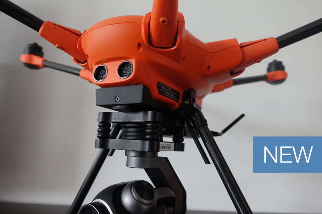 Introducing Sky Drone 4G/LTE Upgrade for Yuneec H520