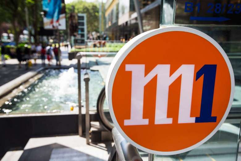Singapore's M1 gives you 12GB 4G/LTE data when switching from old 3G plans