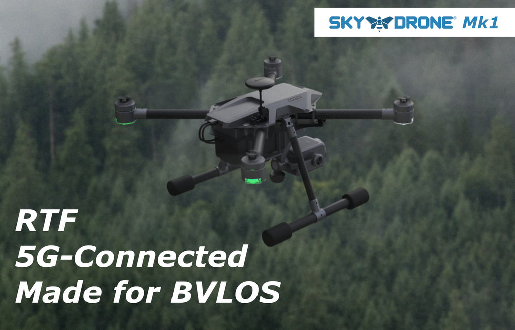 Sky Drone Mk1 now available for Pre-Order
