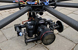 Canon EOS 1D works with Sky Drone Link