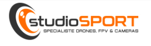 Sky Drone FPV 2 on studioSPORT in France