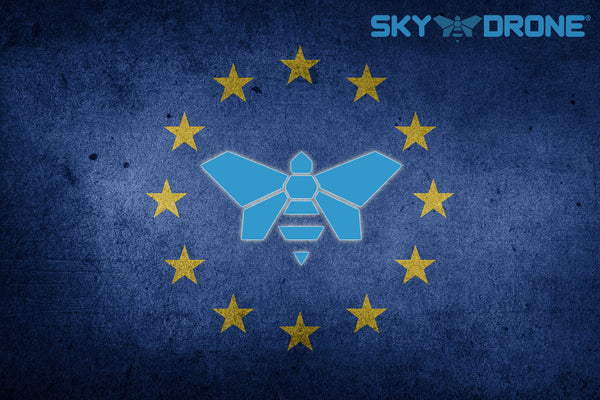 Sky Drone EU Compliant for BVLOS Flights
