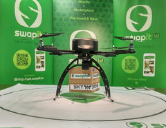Swapit Air - Drone Delivery for P2P Marketplaces