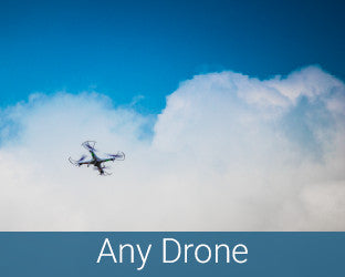 Works with any drone