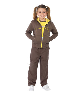 Brownies Hooded Jacket - Matilda & Jack