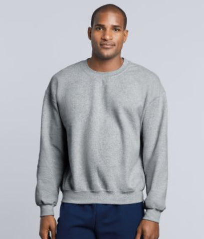 Crew Neck Heavy Weight Sweatshirt
