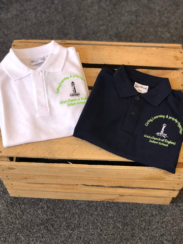 Crich C of E Infant School Polo Shirt - Matilda & Jack
