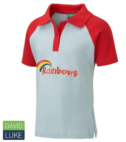 Rainbows Polo Shirt - Matilda & Jack