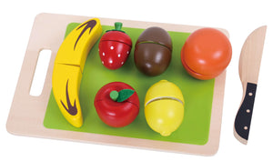 Fruit Cutting Playset