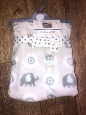 Luxury Baby Blanket