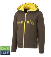 Load image into Gallery viewer, Brownies Hooded Jacket - Matilda & Jack