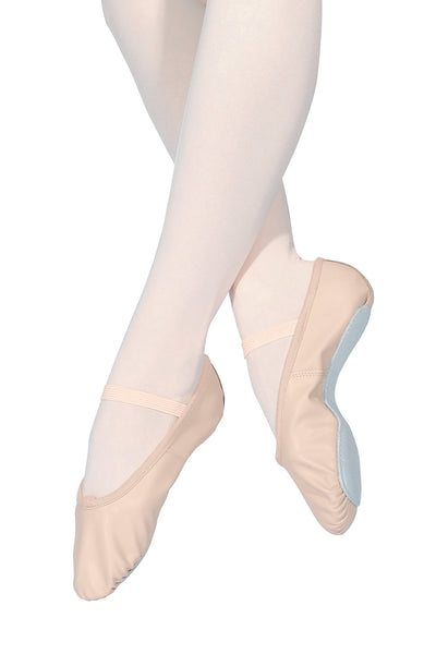 Roch Valley Ophelia Full Soled Leather Ballet Shoes - Adult's Sizes