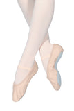 Roch Valley Ophelia Full Soled Leather Ballet Shoes - Children's Sizes