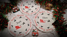 Load image into Gallery viewer, Christmas Eve Plates
