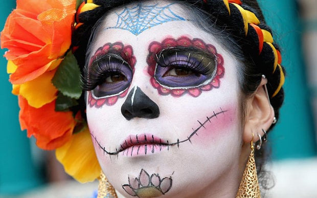 Daily Telegraph Travel Reporter's Take on Day Of The Dead in Mexico
