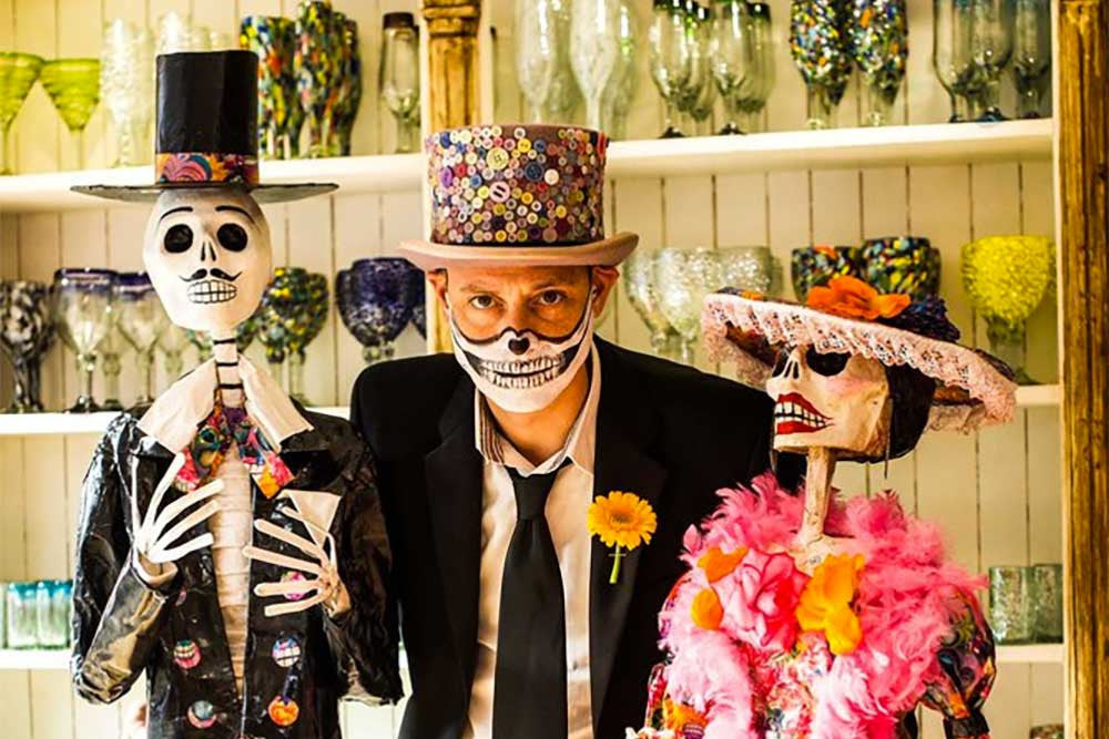 Day Of The Dead - what is it really about?