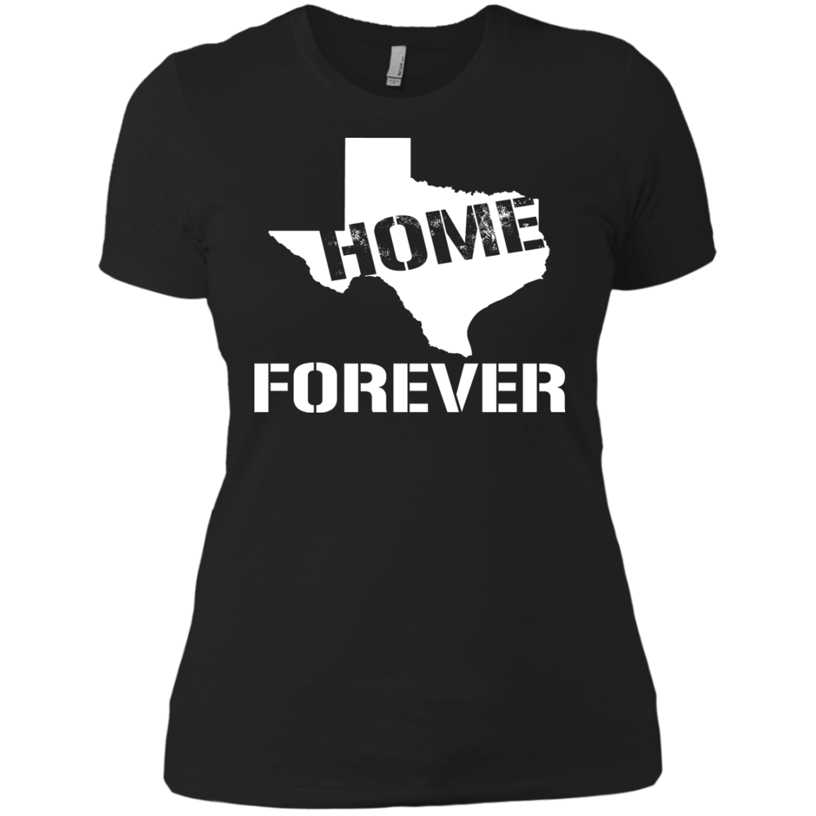 Home Forever Texas Tees For Men & Women - The Sun Cat