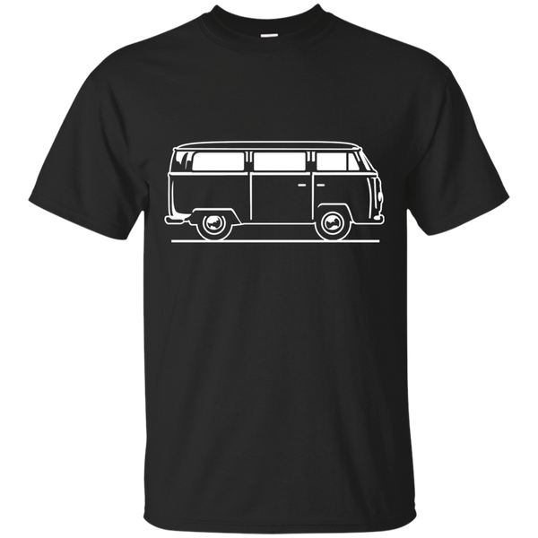 Drive by Bus 2 only (white) Matching Family T-Shirts - The Sun Cat