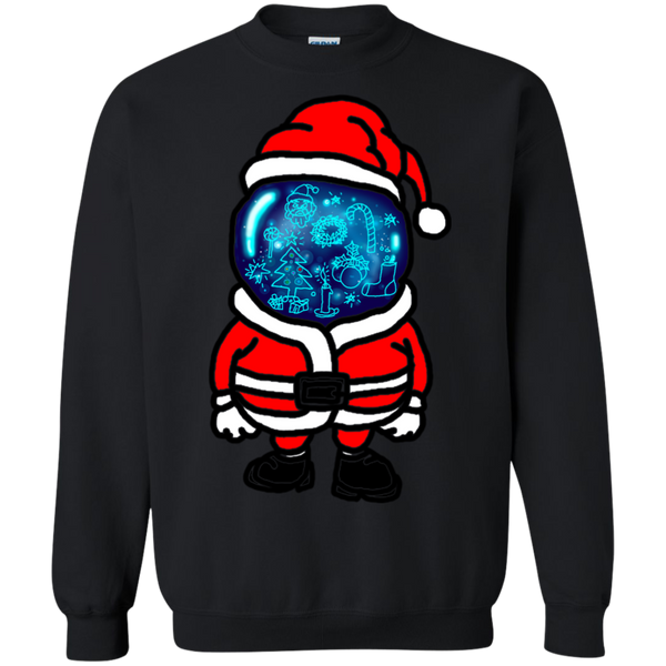 Ugly Christmas Sweaters Christmas Space - The Sun Cat