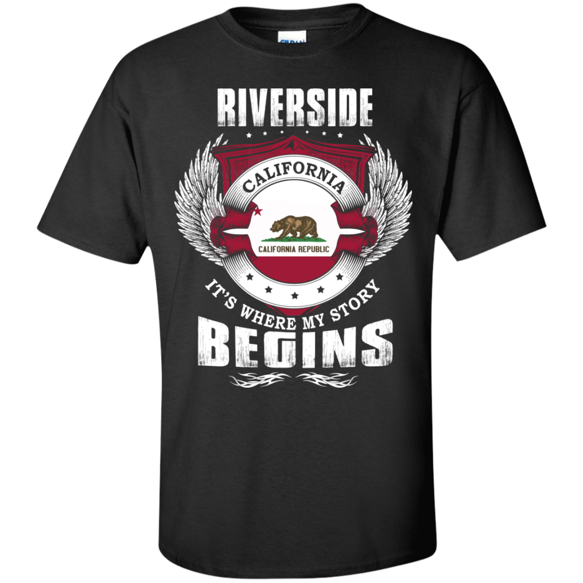 RIVERSIDE CALIFORNIA, CALIFORNIA REPUBLIC, It's Where My Story BEGINS