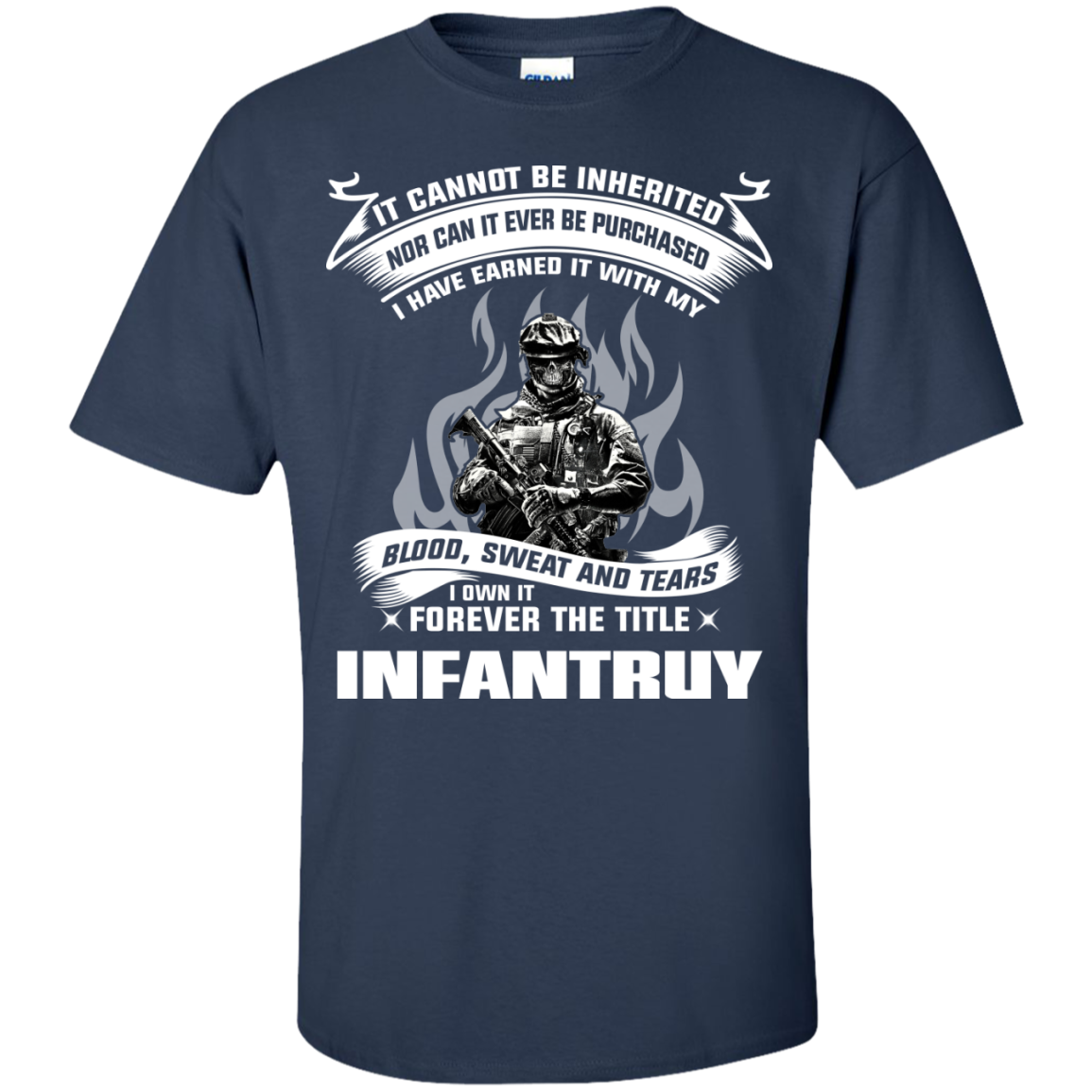 it cannot be inherited nor...INFANTRY - The Sun Cat