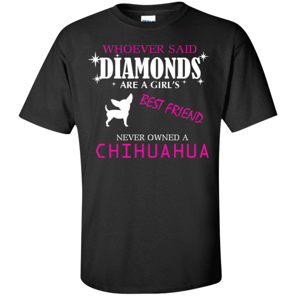...DIAMONDS...Never owned a CHIHUAHUA - TheSunCat.com - 1