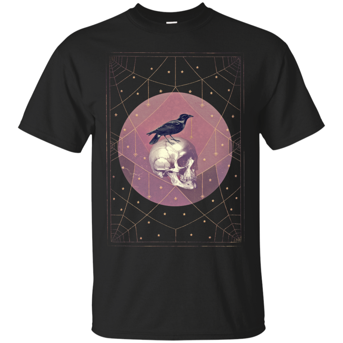 Crow and Skull T-Shirts, Hoodies