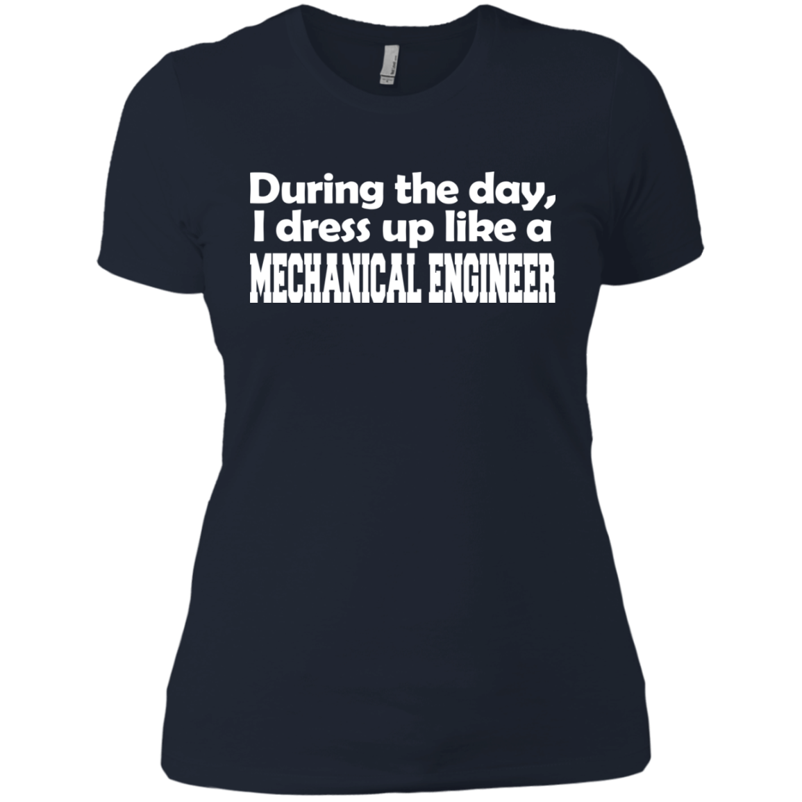 During the day, I dress up like a Mechanical Engineer - The Sun Cat