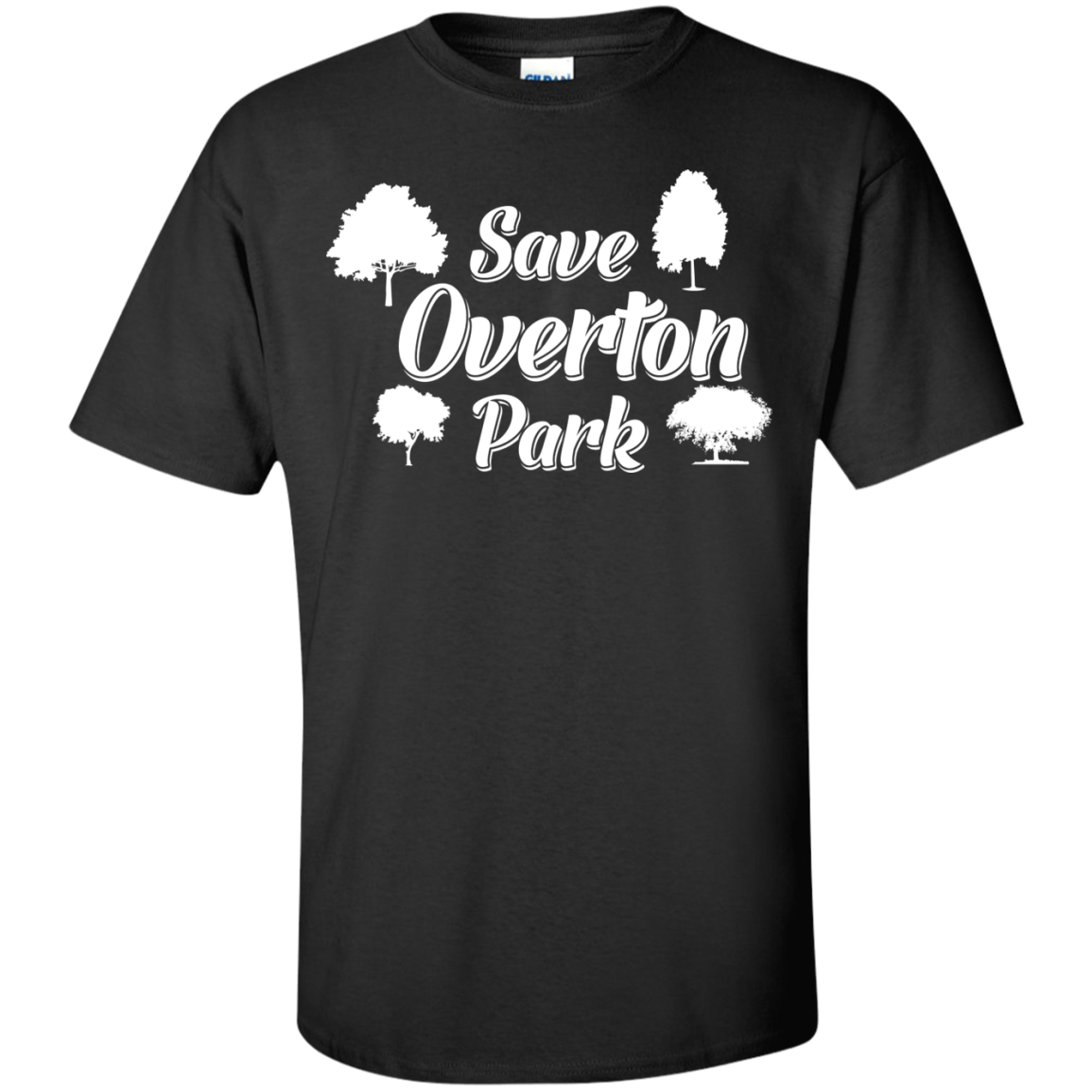 Save Overton Park T-Shirt