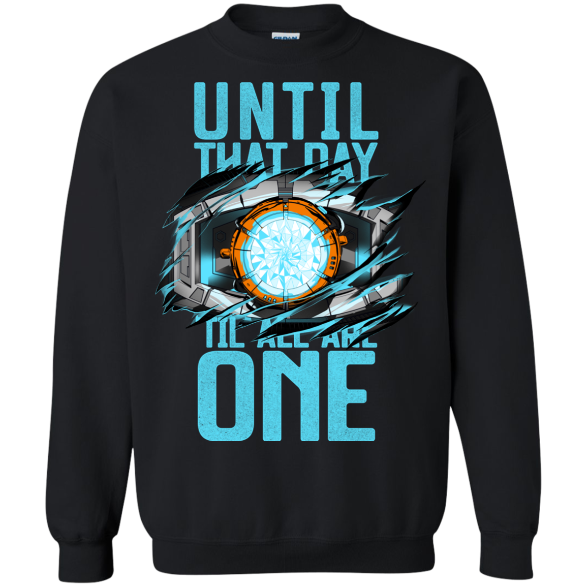 'Til all are One Sweatshirt T-Shirt & Hoodie - The Sun Cat